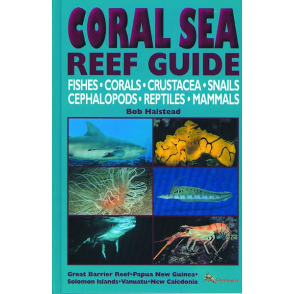 Debelius Coral Sea Reef Guide