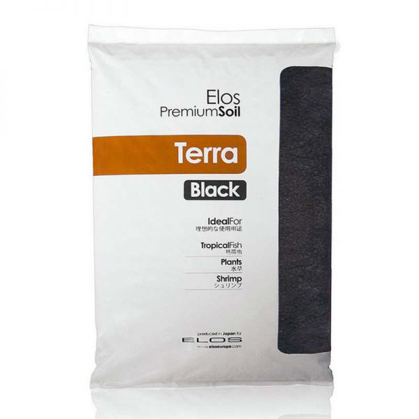 ELOS Terra Black natural soil small - 5 ltr