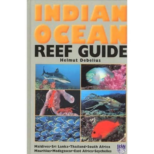 Debelius Indian Ocean Reef Guide