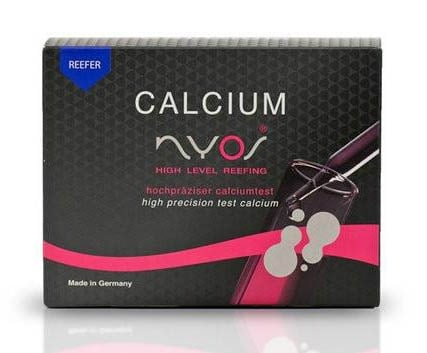 NYOS Calcium Reefer test