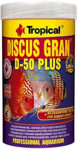 Tropical Discus gran D-50 plus granulaat