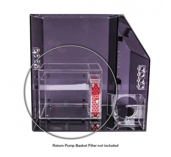 Vertex Somatic 60 Return-Pump Module