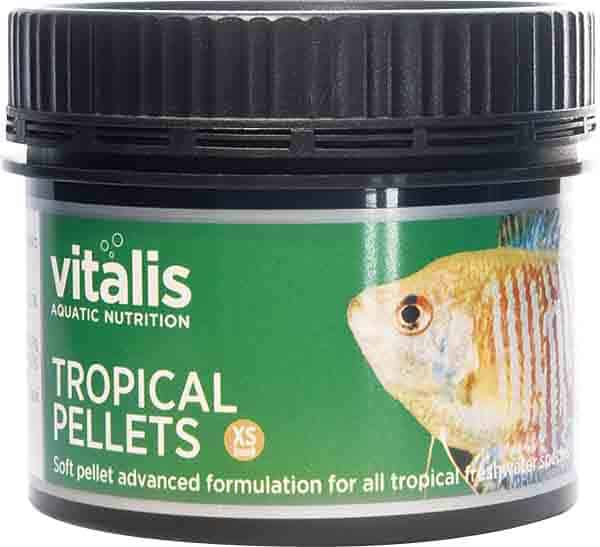 Vitalis Tropical Pellets (XS)